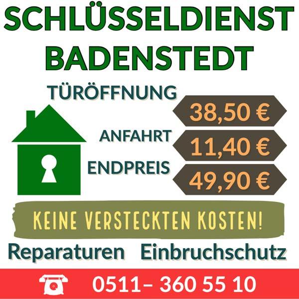 Schlüsselnotdienst-Hannover-Badenstedt